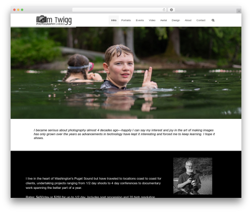 WordPress pl-section-sitemap-footer plugin - tomtwiggphotography.com