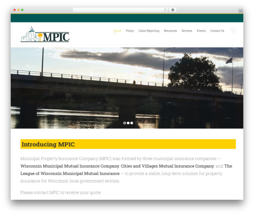 WordPress events-calendar-pro plugin - test.mpicwi.com