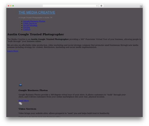 Template WordPress Swatch - themediacreative.com