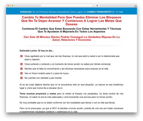 Twenty Thirteen free WordPress theme - mda.consigueriqueza.com