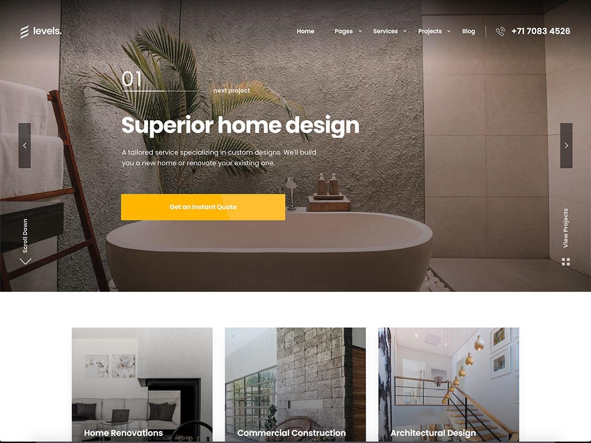 Oculis WordPress blog theme