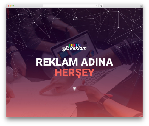 The7 WordPress template - ankara3dreklam.com