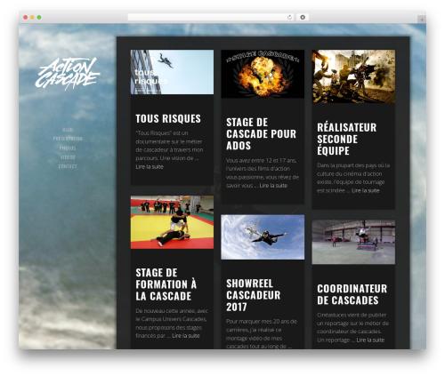 Best WordPress theme Imagely Fearless - action-cascade.com