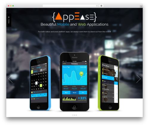 Best WordPress theme Tapptastic Parent - appease.biz