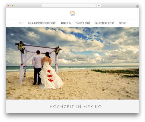 Theme WordPress Veda - heirateninmexiko.com