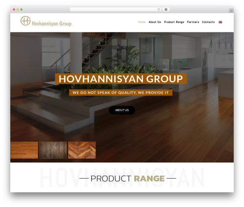 TileMax top WordPress theme - hovhannisyangroup.com