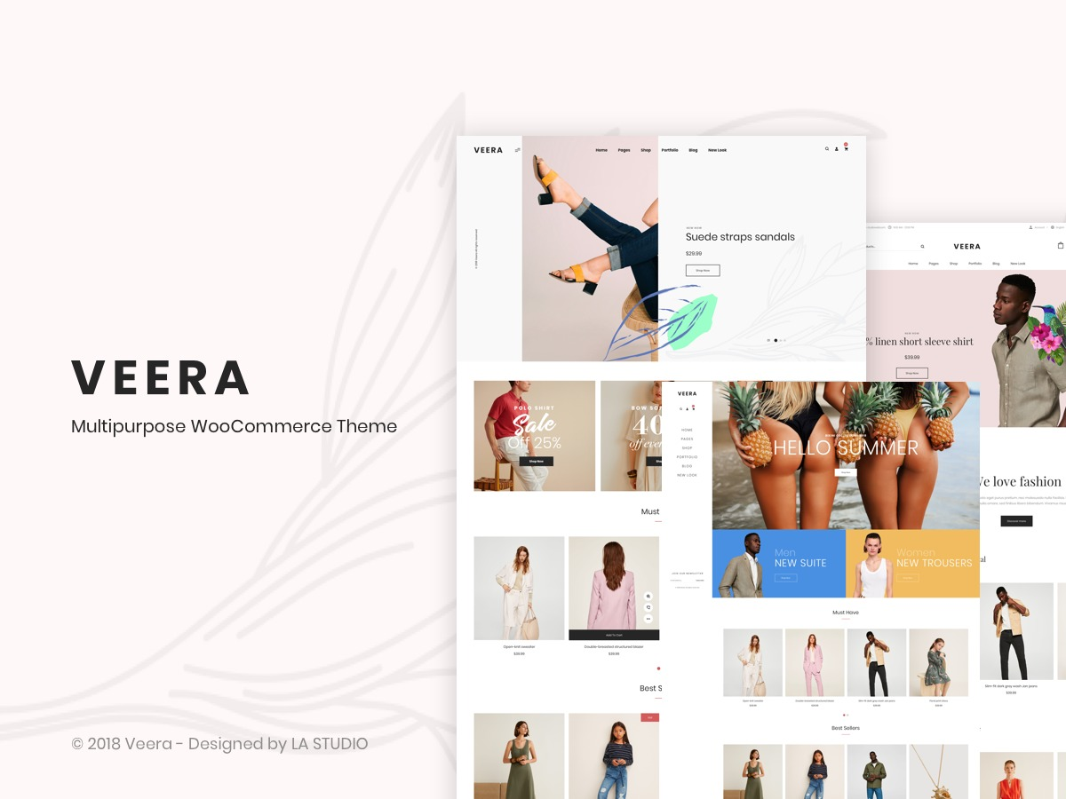 Veera best WooCommerce theme