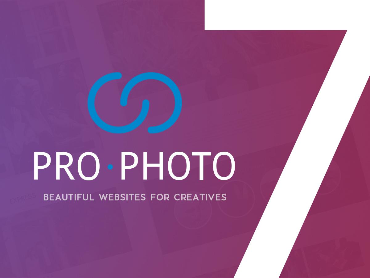 ProPhoto 7 WordPress gallery theme