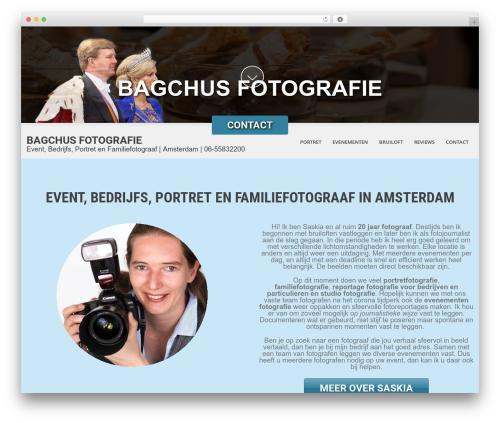 Template WordPress SKT White - bagchusfotografie.nl