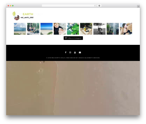 lax premium WordPress theme - redearthchild.com