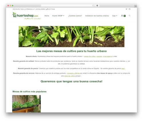 Free WordPress Slick Sitemap plugin - huertoshop.com