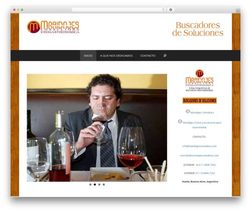 GeneratePress best WordPress theme - maridajesconsultora.com