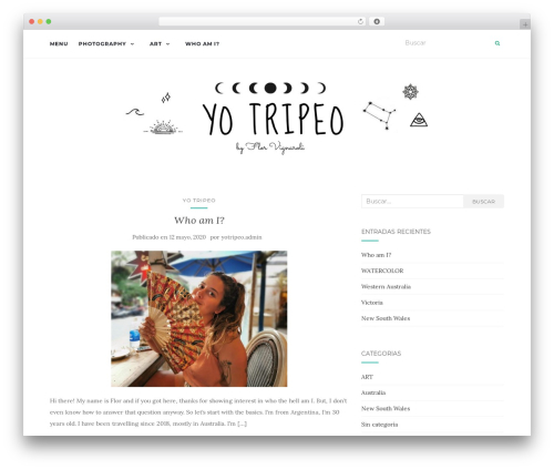 Activello WordPress theme free download - yotripeo.com