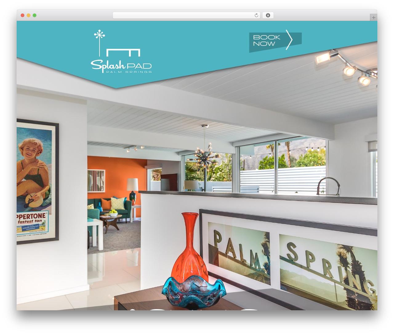 Theme WordPress Client Theme - splashpadps.com