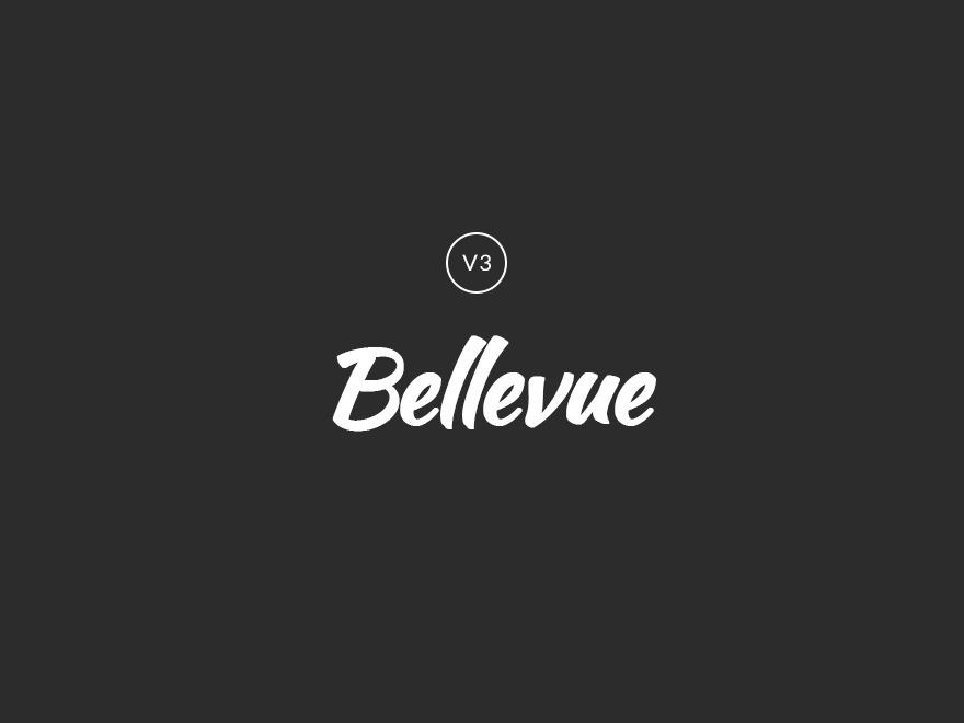 Bellevue business WordPress theme
