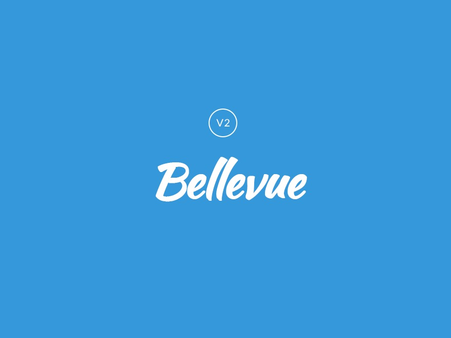 Bellevue - Child Theme template WordPress