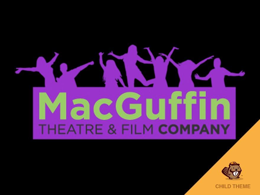 MacGuffin Theme WordPress theme