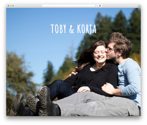 Free WordPress RSVP and Event Management Plugin plugin - tobyandkorja.com