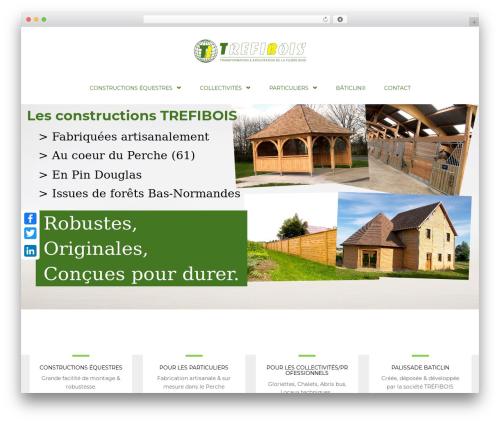 Free WordPress Easy Bootstrap Shortcode plugin - trefibois.com
