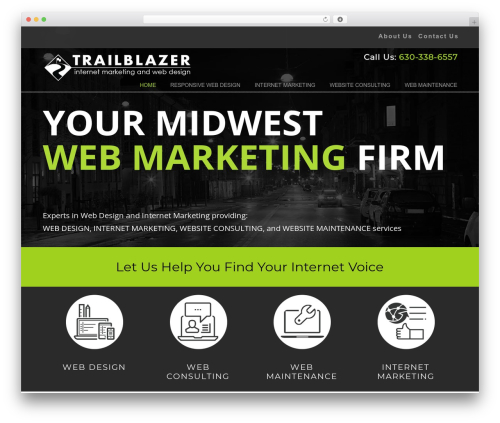 Free WordPress FancyBox plugin - trailblazer-marketing.com