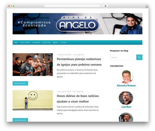 Free WordPress Custom Banners plugin - blogdoangelo.com