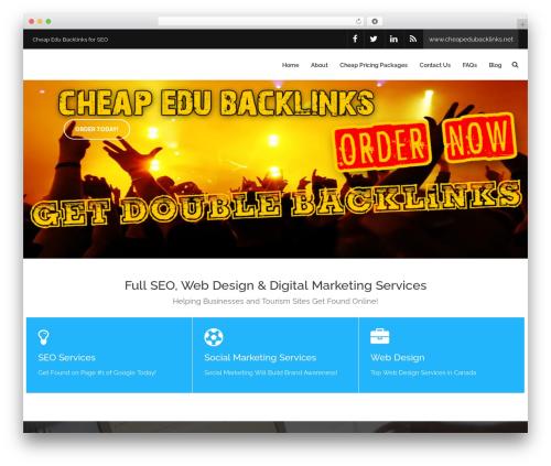 Seofication WordPress theme free download - cheapedubacklinks.net