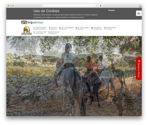 Free WordPress Vertical and Horizontal Tree plugin - caballosmarvao.com
