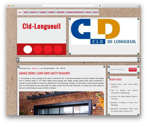 DISCUSSION WP theme - cld-longueuil.ca