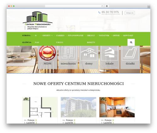 ESTA top WordPress theme - centrumdom.info