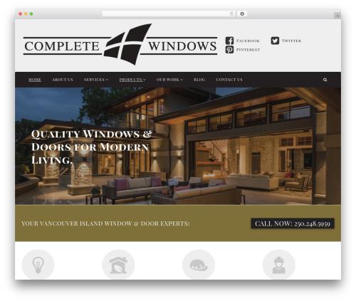 Industry WP template - completewindows.ca