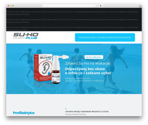 Theme WordPress Movedo - suho.pl