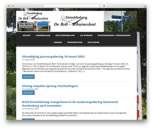 Free WordPress Companion Sitemap Generator plugin - sbschuinesloot.nl