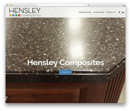 Movedo WordPress hotel theme - hensleycomposites.com
