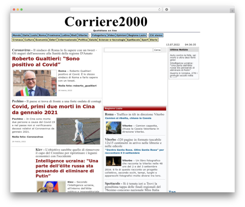 WordPress botdetect-wp-captcha plugin - corriere2000.eu