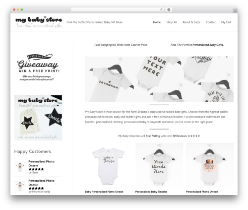 WordPress woo-save-abandoned-carts plugin - mybabystore.co.nz