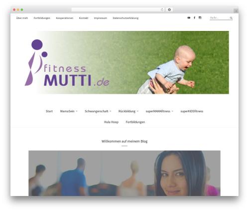 WordPress simple-instagram plugin - fitnessmutti.de
