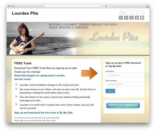 WP template Catch Flames Pro - test.lourdespita.com