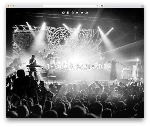 WP template Ovation - theodorbastard.ru