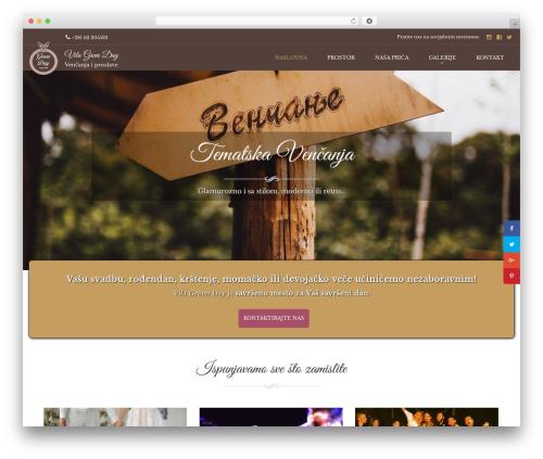 Brasserie WordPress theme free download - vilagreenday.rs