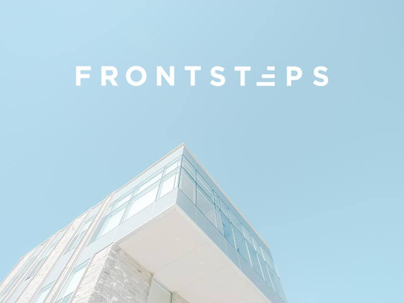 FrontSteps template WordPress