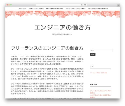 Germaine WordPress theme download - chuckdorfman.biz