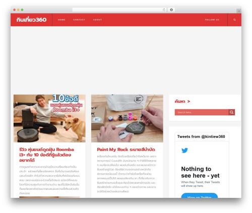 Rever theme WordPress - kintiew360.com