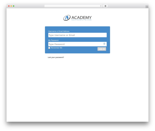Free WordPress Admin Custom Login plugin by Weblizar