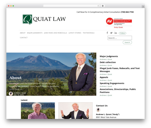 Template WordPress spk - quiatlegal.com