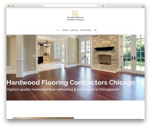 Theme WordPress TileMax - chicagohardwoodflooringcontractors.com