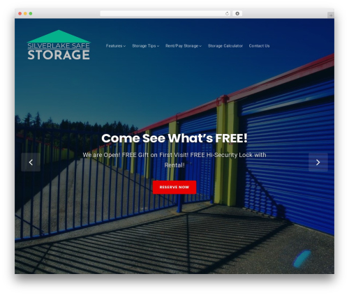 Businessx WordPress theme free download - silverlakestorage.com