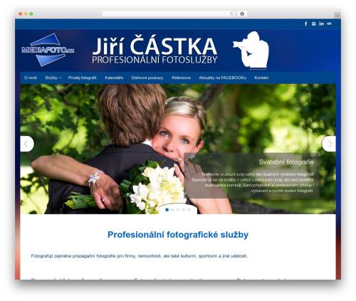 Free WordPress Facebook Button by BestWebSoft plugin - mediafoto.cz