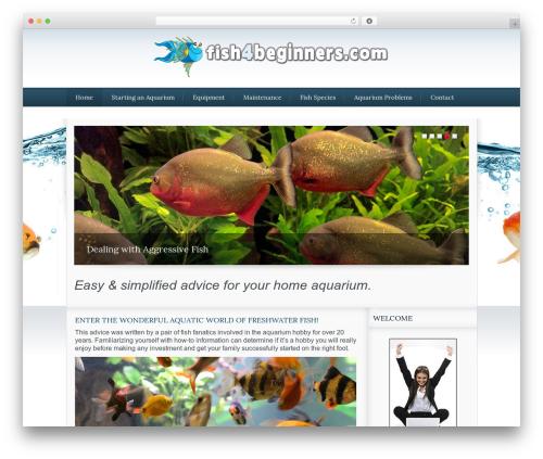 The Cause premium WordPress theme - fish4beginners.com