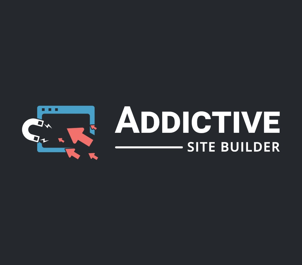 WordPress theme Addictive Site Builder