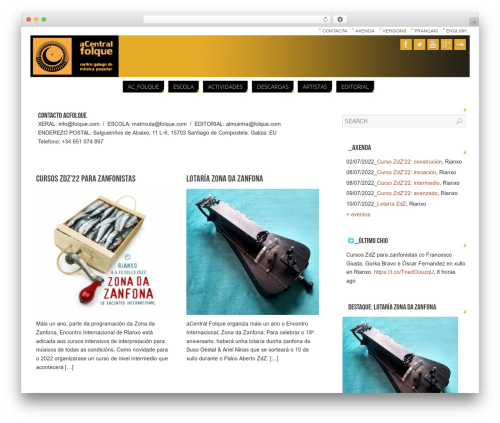 WordPress really-simple-twitter-feed-widget plugin - folque.com/01.140415wp